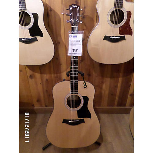 used taylor 110e acoustic electric guitar guitar center. Black Bedroom Furniture Sets. Home Design Ideas