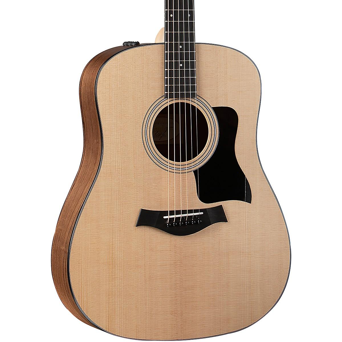Taylor 110e Dreadnought Acoustic-Electric Guitar