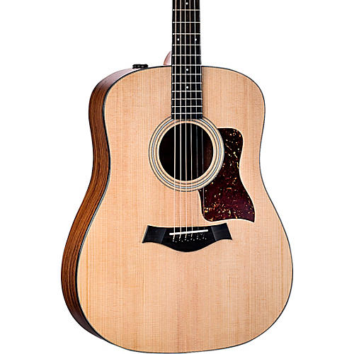 Taylor 110e Rosewood Dreadnought Acoustic-Electric Guitar Regular