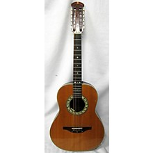 Ovation 1115-4 12 String Acoustic Electric Guitar