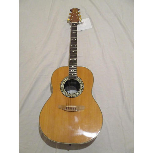 Ovation 1117 Acoustic Electric Guitar
