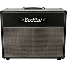 Bad Cat 112 Extension 65W 1x12 Guitar Speaker Cabinet Level 1 Black and Silver