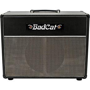 bad cat 112 extension 65w 1x12 guitar speaker cabinet black and gold guitar center. Black Bedroom Furniture Sets. Home Design Ideas