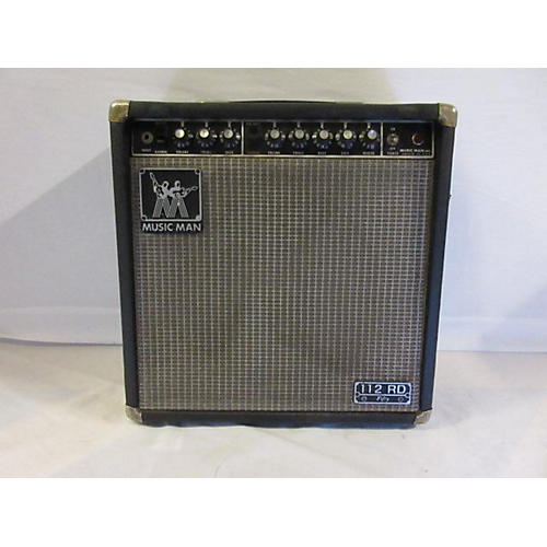Ernie Ball Music Man 112 RD 50 Tube Guitar Combo Amp