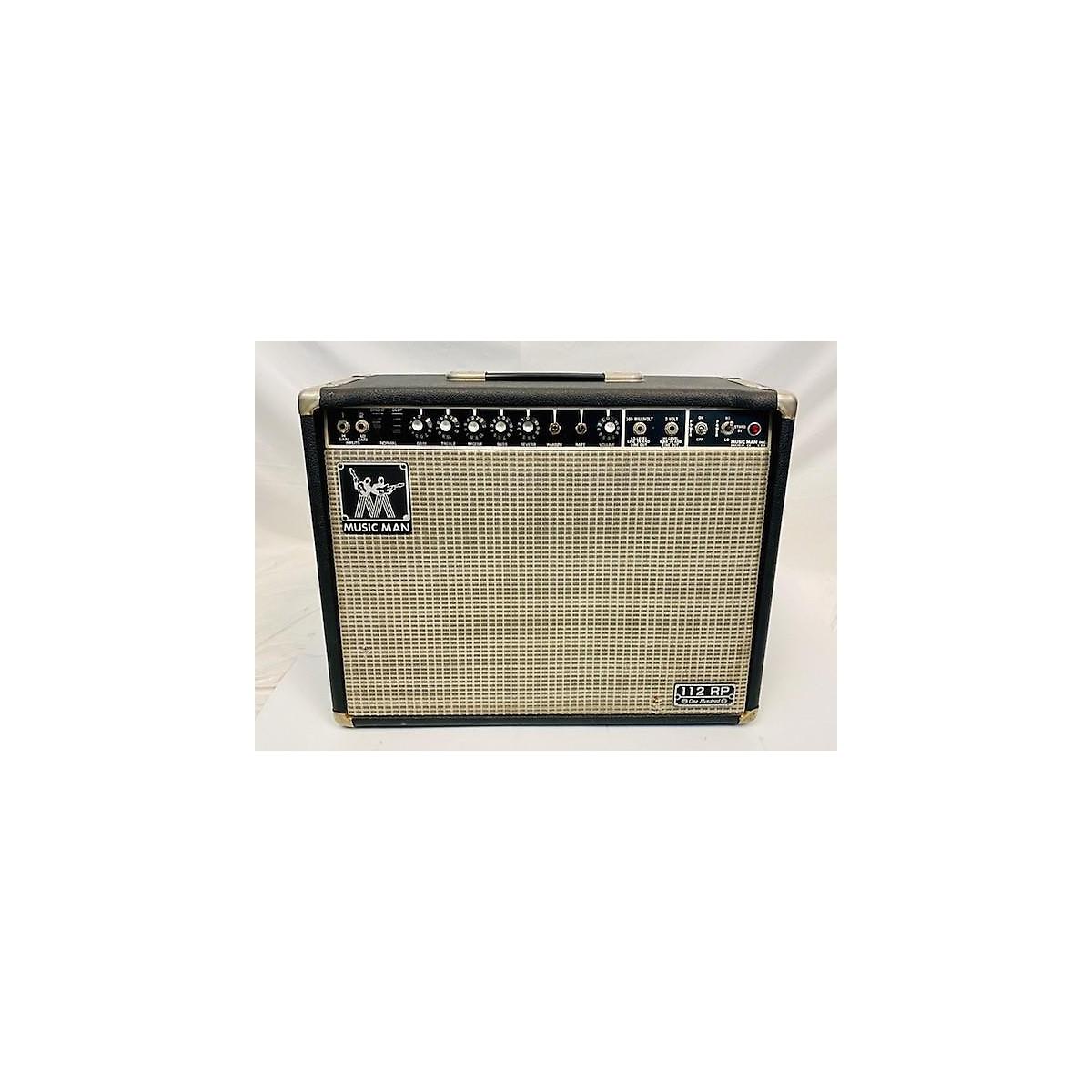 Ernie Ball Music Man 112RP Tube Guitar Combo Amp