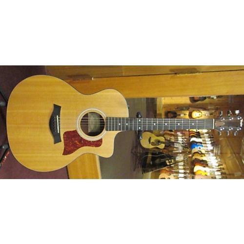 Taylor 114ce Antique Natural Acoustic Electric Guitar
