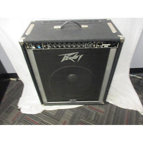 used peavey 115 combo 300 bass combo amp guitar center. Black Bedroom Furniture Sets. Home Design Ideas