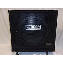 Fender 115 PRO EXT Bass Cabinet