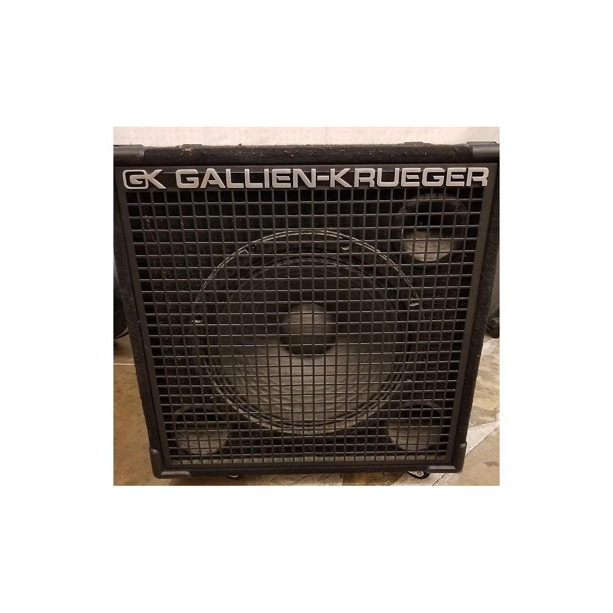 Gallien-Krueger 115SBX 2 Bass Cabinet