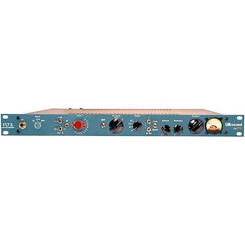 UK Sound 1173 Preamp and Compressor