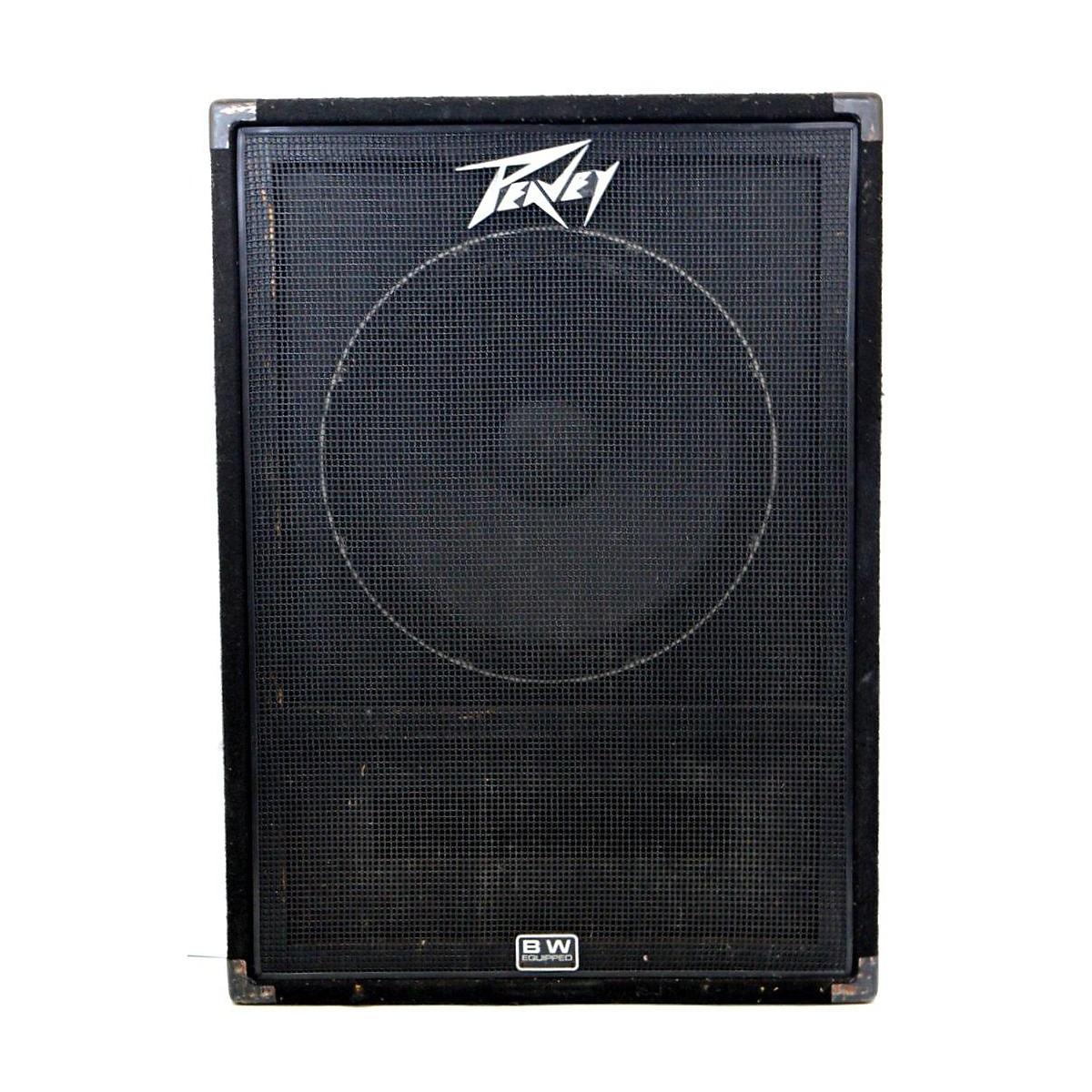 Peavey 118 SUB Bass Cabinet