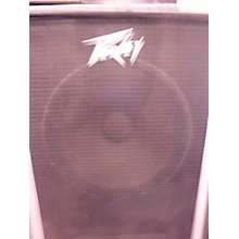 Peavey 118 Sub Unpowered Subwoofer
