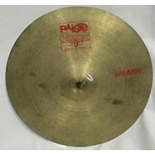 Paiste 11in 2002 SPLASH Cymbal