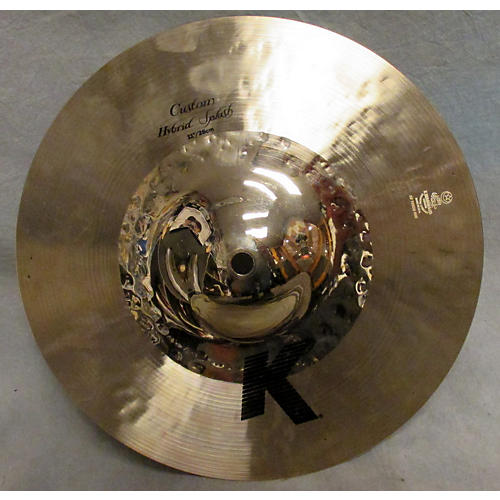 Zildjian 11in K Custom Hybrid Splash Cymbal