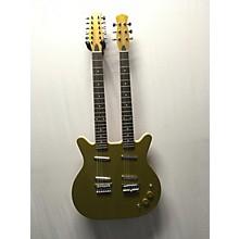 Danelectro 12/6 Doubleneck Hollow Body Electric Guitar