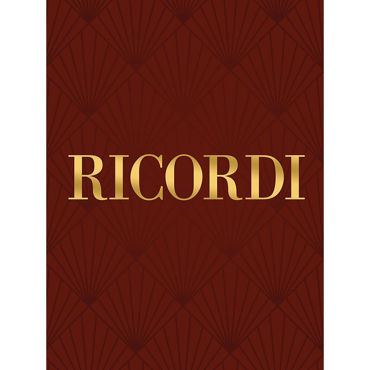 Ricordi 12 Introductory Studies for Guitar Ricordi London Series