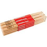 12-Pack Drum Sticks 5A Wood