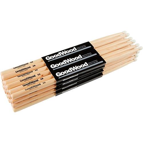 Goodwood 12-Pack Drum Sticks