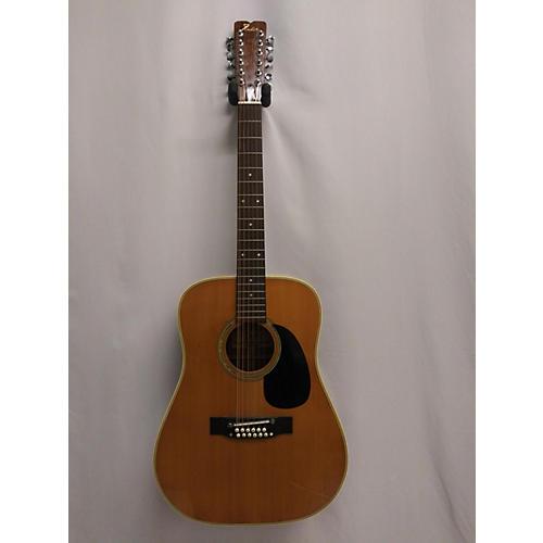 Fender 12 String Acoustic 12 String Acoustic Guitar