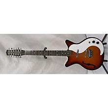 Danelectro 12 String Hollow Body Electric Guitar