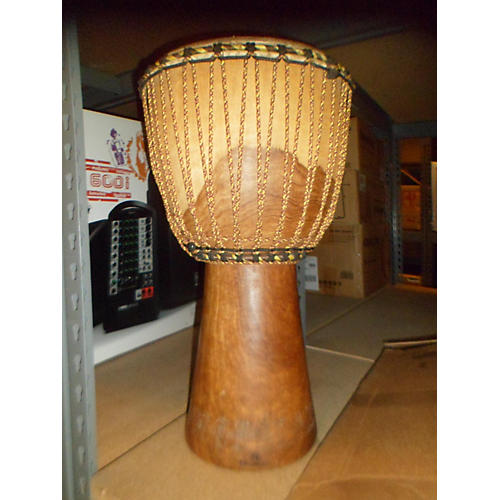 Overseas Connection 12.5in TRADITIONAL Djembe