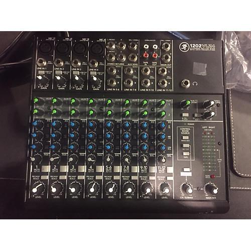 Mackie 1202VLZ4 Unpowered Mixer
