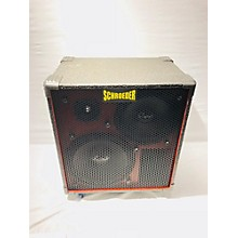 Schroeder 1210PL Bass Cabinet