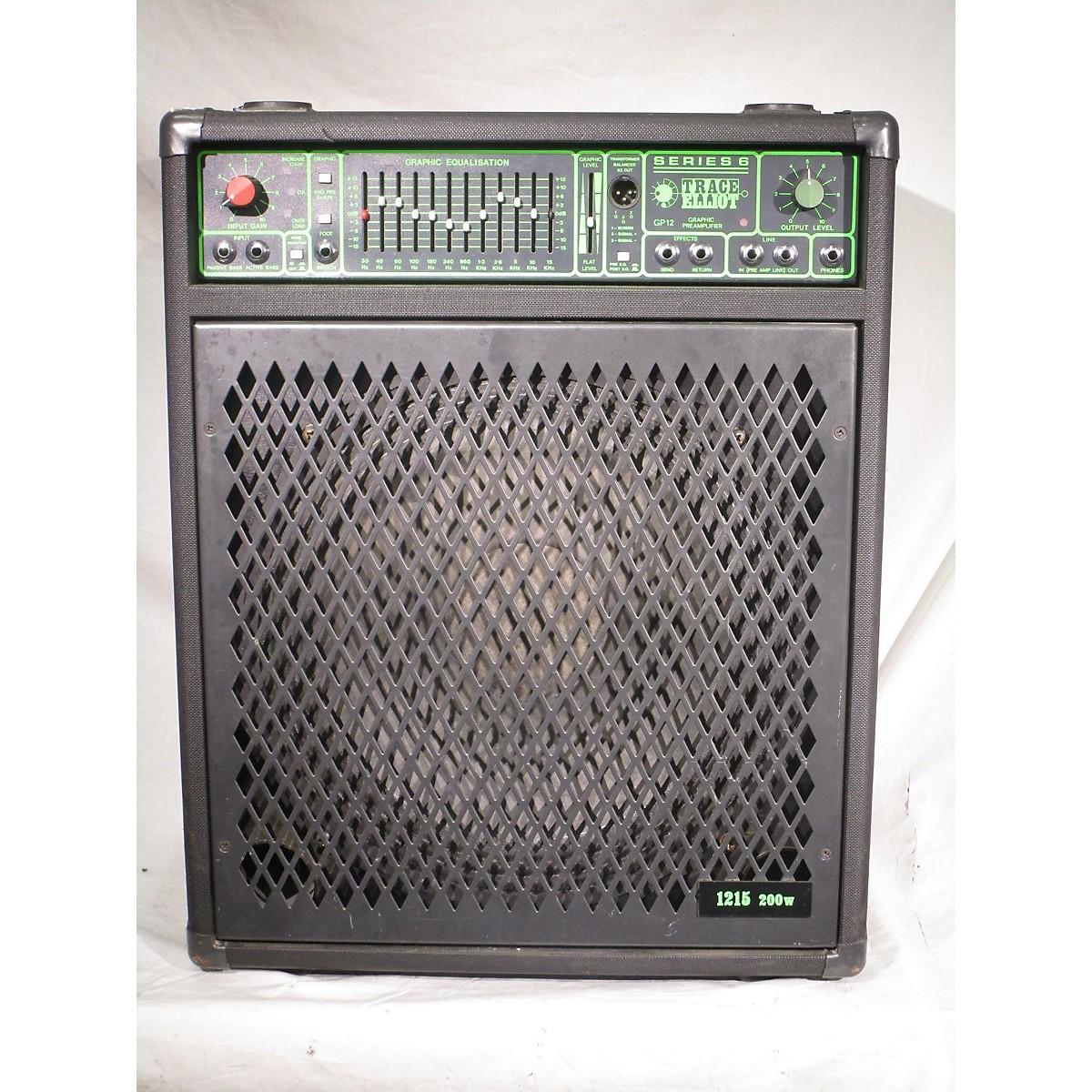 Trace Elliot 1215 200W Bass Combo Amp