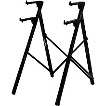 "Standtastic 122 KSB 48"" Double-Tier Keyboard Stand with Deluxe Bag"