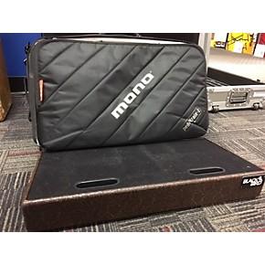 used blackbird 1224 pedalboard with mono bag pedal board guitar center. Black Bedroom Furniture Sets. Home Design Ideas