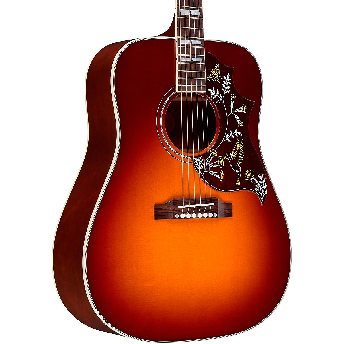 Gibson 125th Anniversary Hummingbird Acoustic Guitar