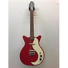 Danelectro 12SDC 12-String Solid Body Electric Guitar