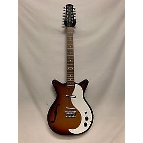 used danelectro 12sdc 12 string solid body electric guitar 3 color sunburst guitar center. Black Bedroom Furniture Sets. Home Design Ideas