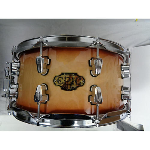 used ludwig 12x6 epic snare drum guitar center. Black Bedroom Furniture Sets. Home Design Ideas