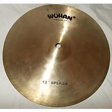 """Wuhan 12in 12"""" Splash Cymbal"""