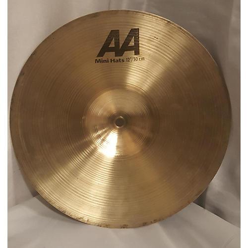 Sabian 12in AA Mini Hi Hat Bottom Cymbal