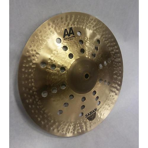 Sabian 12in AA Mini Holy China Cymbal