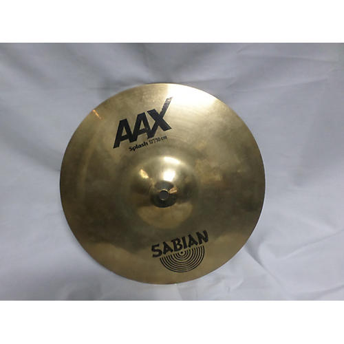 Sabian 12in Aax Splash Cymbal