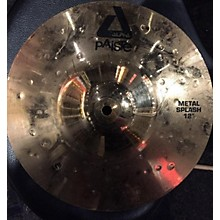 Paiste 12in Alpha Metal Splash Cymbal