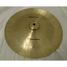 Agazarian 12in China Cymbal