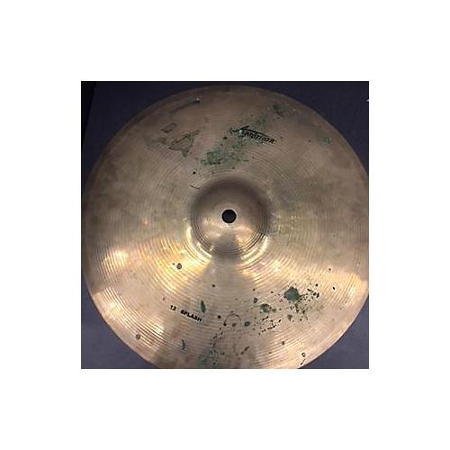 Agazarian 12in Cymbal Cymbal