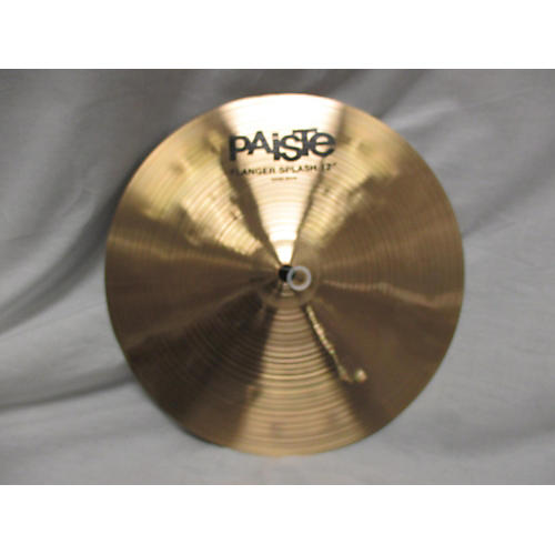 Paiste 12in FLANGER SPALSH Cymbal