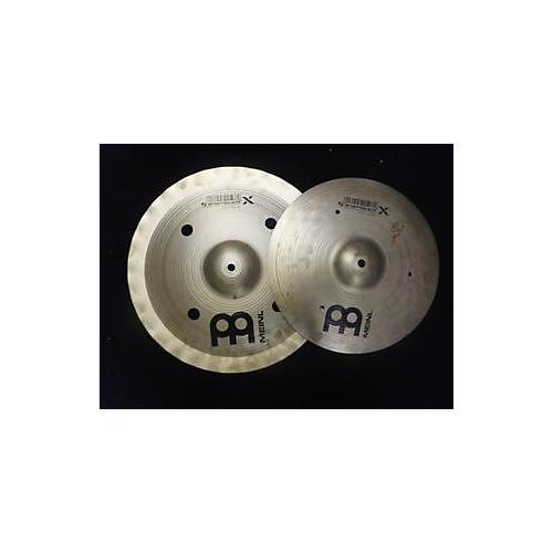 Meinl 12in Generation X FX Hi Hat Pair Cymbal