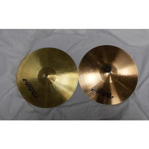 Ludwig 12in HI HAT CYMBALS Cymbal