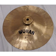 Wuhan 12in Hand-Mad China Cymbal