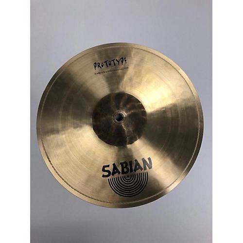 Sabian 12in Hhx Prototype Splash Cymbal