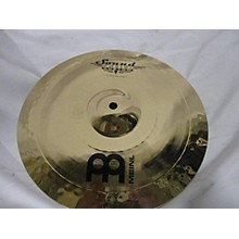 Meinl 12in Sound Caster Custom Distortion Cymbal