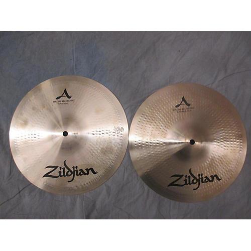 Zildjian 12in Special Recording Hi Hat Pair Cymbal