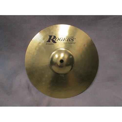 Rogers 12in Splash Cymbal
