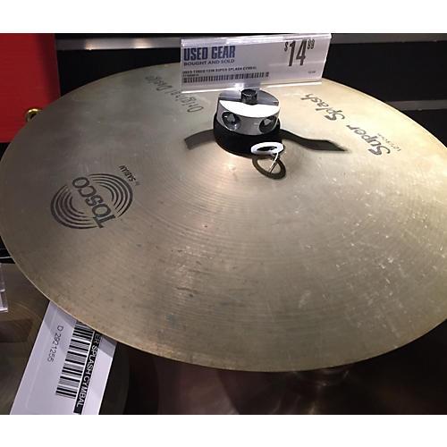 Tosco 12in Super Splash Cymbal